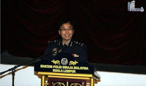 """""""Bóng hồng"""" đầu tiên lãnh đạo Cục Phòng chống khủng bố Malaysia"""
