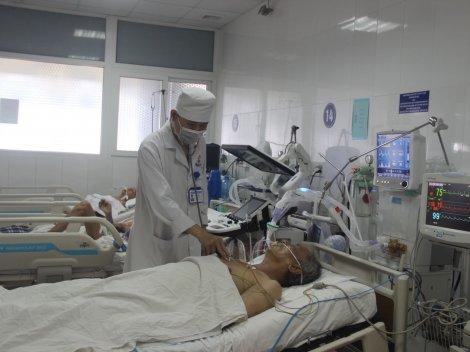 Sóc Trăng: Cứu sống bệnh nhân ngừng tim