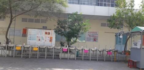 Trường Cao đẳng Y tế Cần Thơ phòng, chống dịch COVID-19