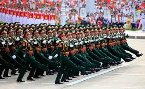 Hướng dẫn đăng ký sơ tuyển vào đại học, cao đẳng quân sự