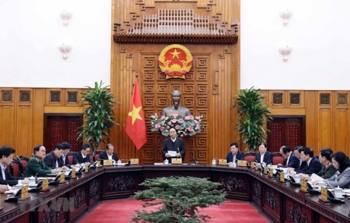Vietnam doing well in COVID-19 fight: PM Phuc