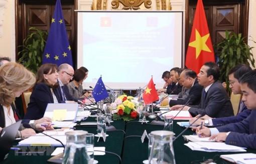 Vietnam, European Union step up cooperation