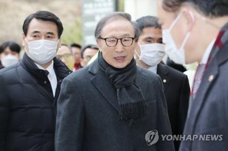 Hàn Quốc tăng án phạt cựu Tổng thống Lee Myung-bak