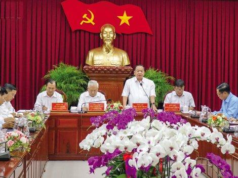 Chuẩn bị chu đáo các điều kiện để tổ chức đại hội Đảng các cấp thành công