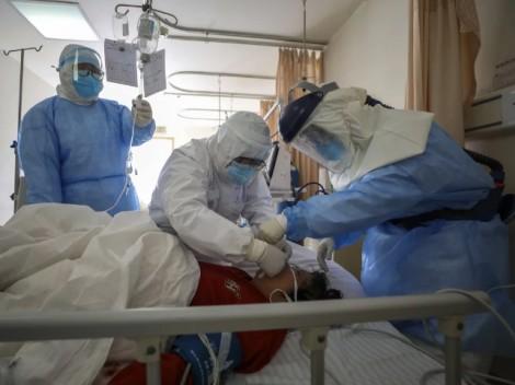 Số ca nhiễm mới  bên ngoài tâm dịch giảm ngày thứ 16  liên tiếp