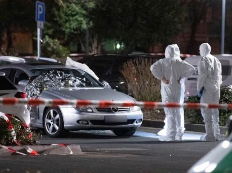 Xả súng ở Đức,  11 người chết
