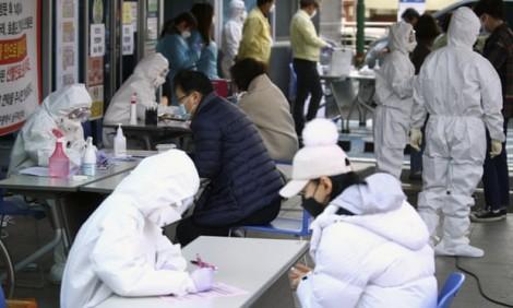 Hàn Quốc cách ly gần 10.000 thành viên giáo phái Shincheonji