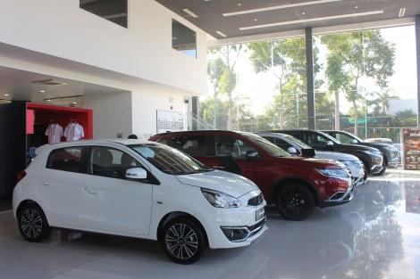 Kích cầu thị trường ô tô mùa thấp điểm