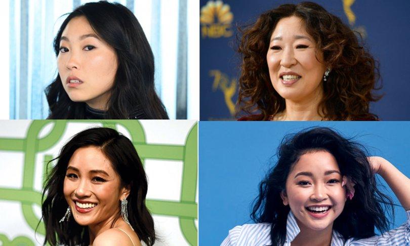 Các nữ diễn viên gốc Á tỏa sáng