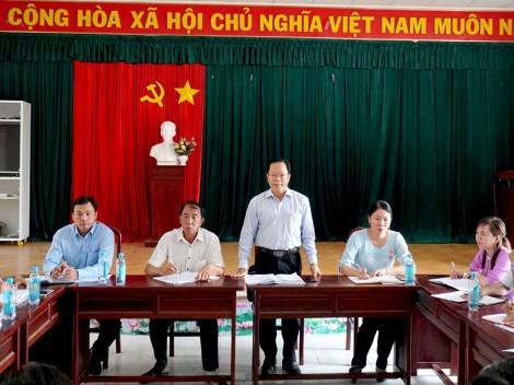 Chuẩn bị chu đáo, tổ chức thành công đại hội Đảng cấp cơ sở và cấp huyện