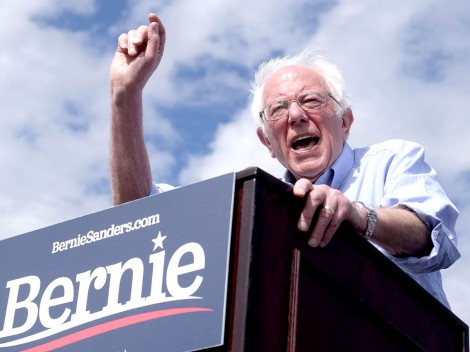 Ông Sanders tiếp tục   giành chiến thắng tại Nevada