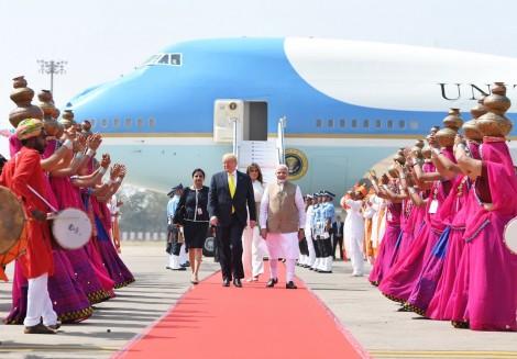 Tổng thống Mỹ thăm Ấn Độ