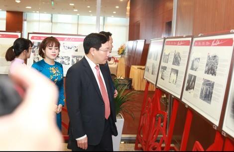 Tôn vinh Chủ tịch Hồ Chí Minh góp phần làm sâu sắc thêm quan hệ Việt Nam với các nước