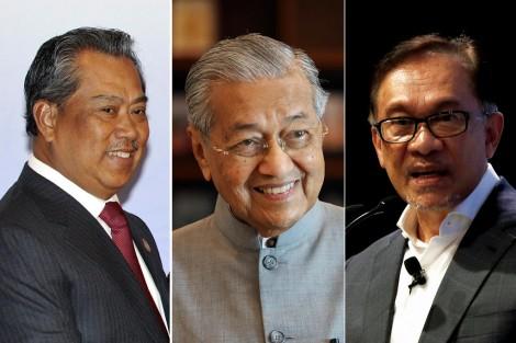 Khó đoán cuộc đua giành ghế Thủ tướng Malaysia