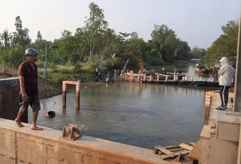Cà Mau đề xuất đưa nước mặn vào vùng ngọt trong mùa khô