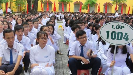 TP Cần Thơ: Học sinh THPT, học viên giáo dục thường xuyên đi học trở lại từ ngày 2-3