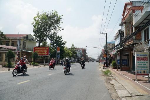 Giảm tai nạn giao thông trên địa bàn thị trấn Thạnh An