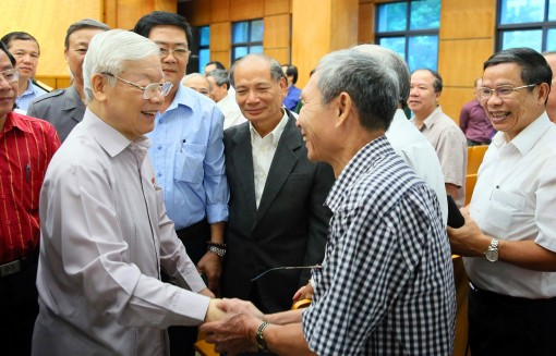 Không ngừng rèn luyện, nâng cao bản lĩnh chính trị - một nhân tố quyết định thành công của Đảng Cộng sản Việt Nam
