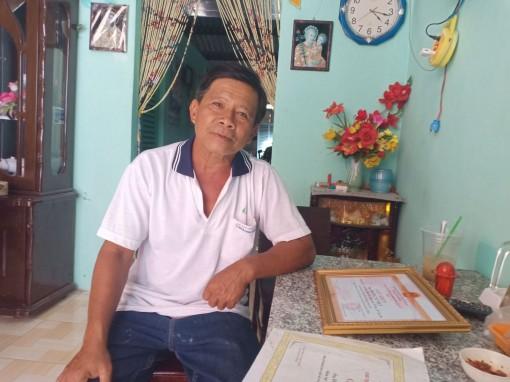 Ông Dương Sô Phép góp sức giữ gìn an ninh trật tự
