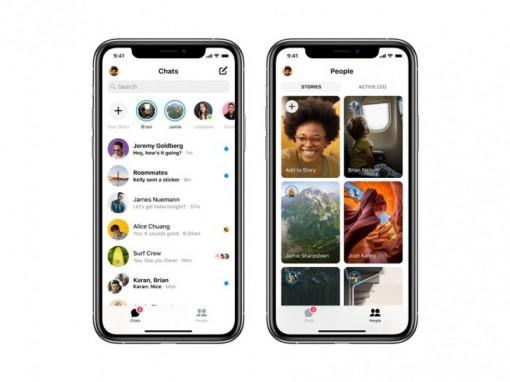 Facebook Messenger mới trên thiết bị iOS nhanh hơn gấp đôi