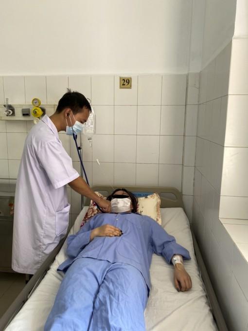 Bệnh viện Đa khoa Trung ương Cần Thơ  Bệnh nhân cách ly âm tính với COVID-19
