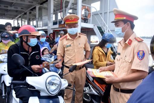 Tăng cường phối hợp tuần tra, kiểm soát và xử lý vi phạm an toàn giao thông thủy nội địa