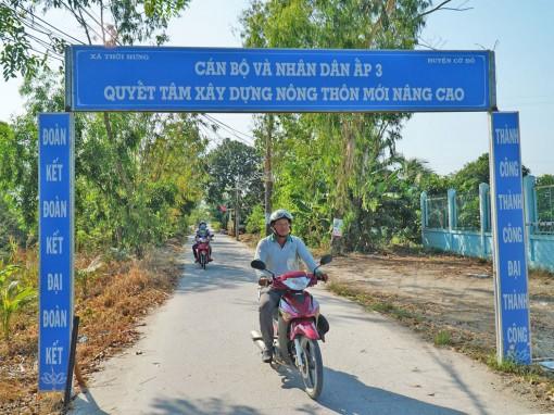 Mở rộng, nâng cấp nhiều tuyến đường, bảo đảm an toàn giao thông