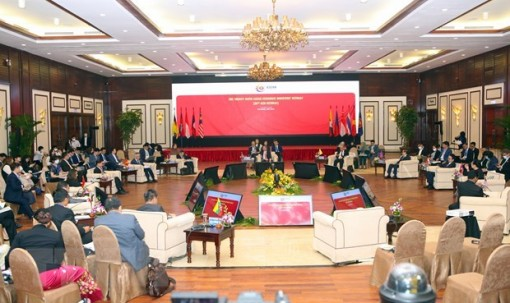 ASEAN strives to push negotiations of regional economic partnership