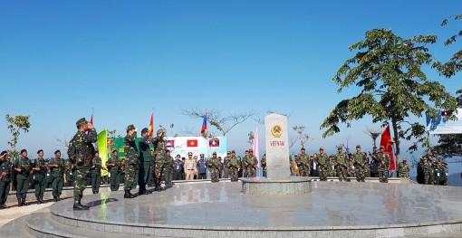 Công tác đối ngoại góp phần bảo vệ vững chắc chủ quyền, toàn vẹn lãnh thổ, lợi ích chiến lược của đất nước và giữ vững môi trường hòa bình, ổn định