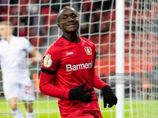 Moussa Diaby - Nguồn cảm hứng mới  của Bayer Leverkusen