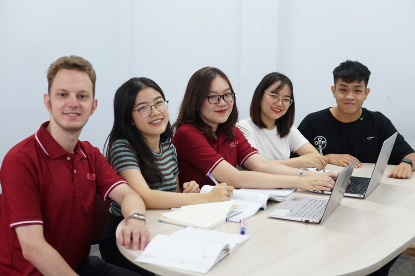 Trường ĐH Kinh tế thành phố Hồ Chí Minh tuyển sinh 5.000 chỉ tiêu, trong đó 5% chỉ tiêu dành cho cử nhân tài năng ISB BBUS