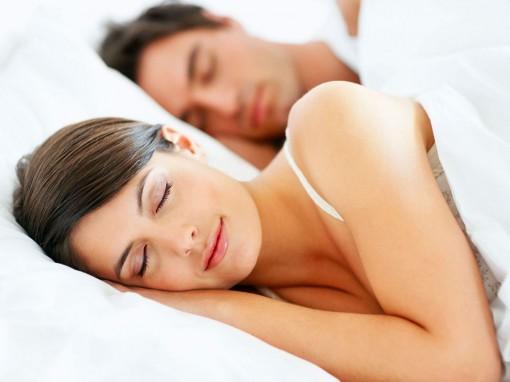 Làm sao để ngủ cũng giảm cân?