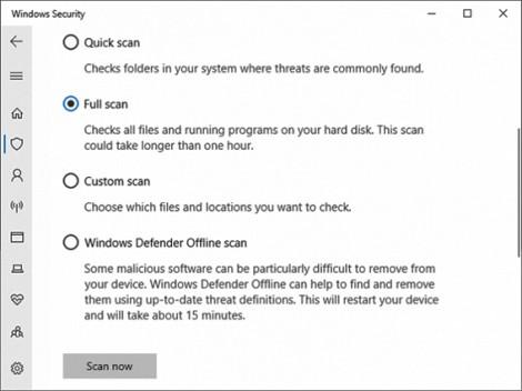 Cách xử lý tình trạng máy tính Windows 10 bị đứng hay đóng băng