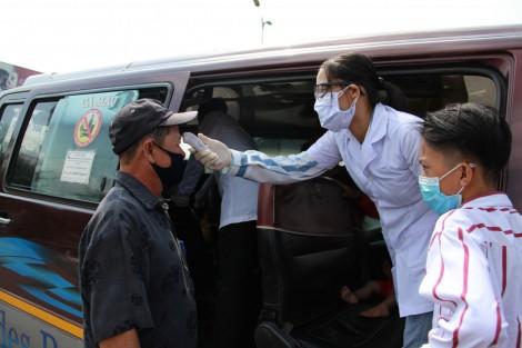 Cần Thơ có 6 điểm giám sát y tế phòng, chống dịch COVID-19