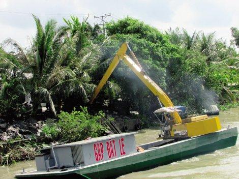 Vĩnh Thạnh sản xuất nông nghiệp hiệu quả mùa khô hạn