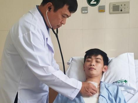 Điều trị thành công bệnh tim bẩm sinh tím