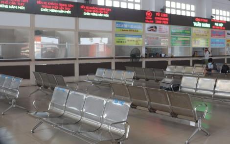 Xe khách tuyến cố định Cần Thơ-TP Hồ Chí Minh không được chở quá 20 người