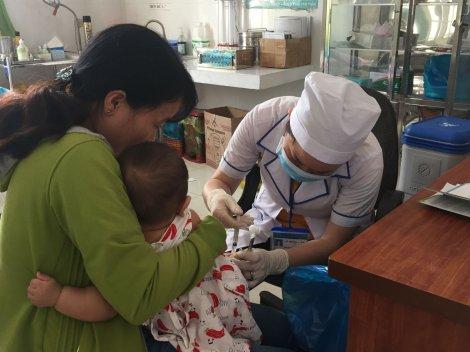 Cần Thơ tạm ngưng tiêm chủng mở rộng tháng 4-2020