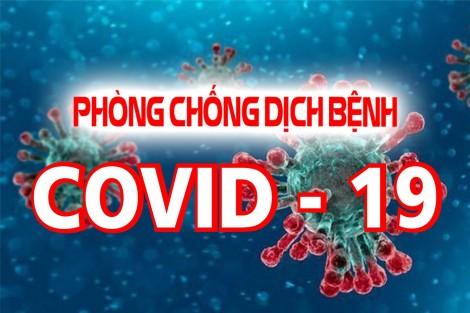 Chưa ghi nhận thêm ca nhiễm COVID-19 trong 12 giờ qua