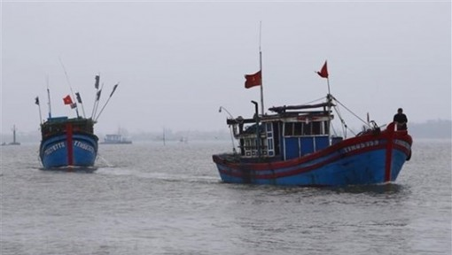 China demanded to compensate Vietnamese fishermen