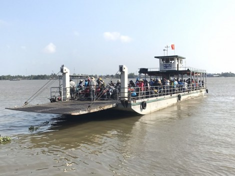 Cần Thơ ban hành công văn hướng dẫn hoạt động bến khách ngang sông