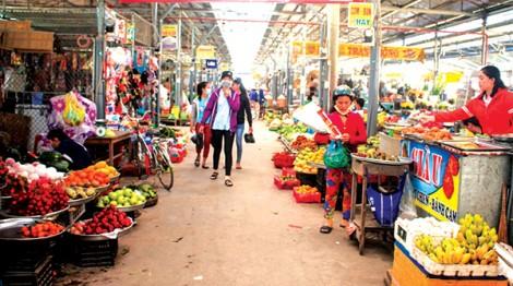 Nâng cao sức cạnh tranh chợ truyền thống