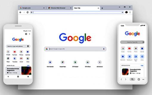 Google tung ra trình duyệt web Chrome 81