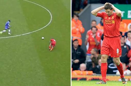 Sự đen đủi khó hiểu của Liverpool!