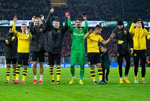 Nét đẹp trong bóng đá Đức