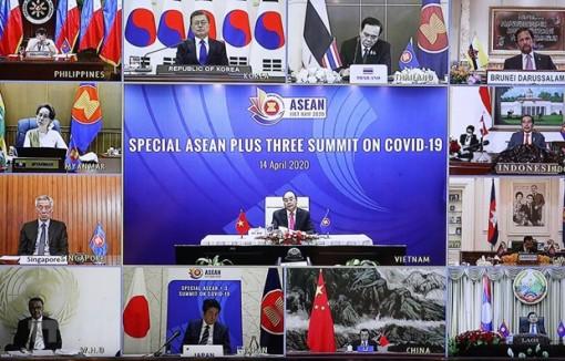 Joint Statement of Special ASEAN Plus Three Summit on Coronavirus Disease 2019