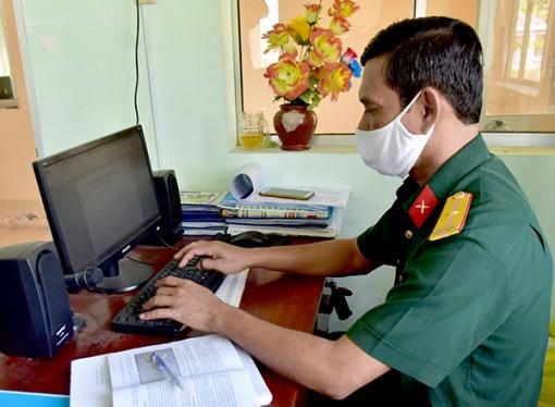 Dịch tài liệu phòng, chống dịch COVID-19 sang chữ Khmer