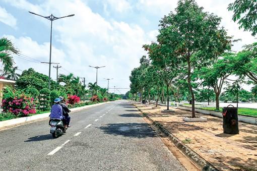 Chỉnh trang đô thị Phong Điền xanh - sạch - đẹp