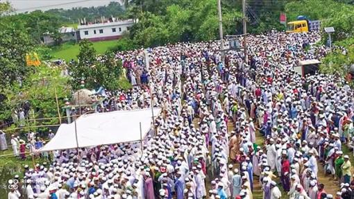 Nguy cơ dịch bùng phát mạnh tại Bangladesh sau đám tang một giáo sĩ