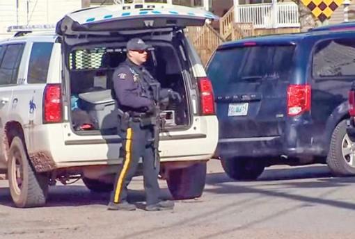 17 người thiệt mạng trong vụ xả súng ở Canada